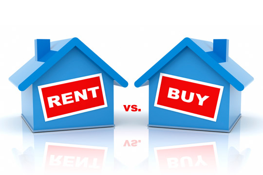 Renting vs. Buying: Want to Build Wealth?