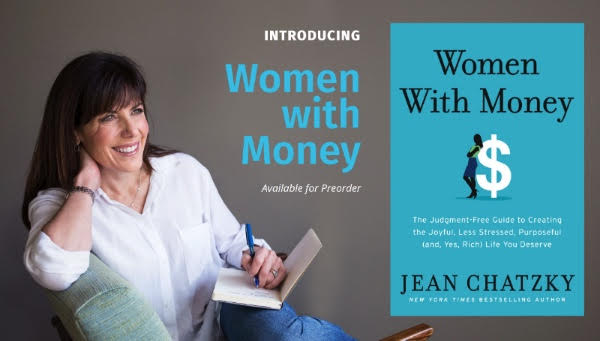 Hot New Money Resource: Women & Money Book by Jean Chatzky